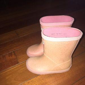 HUNTER Waterproof Rain Boot Toddler Girls